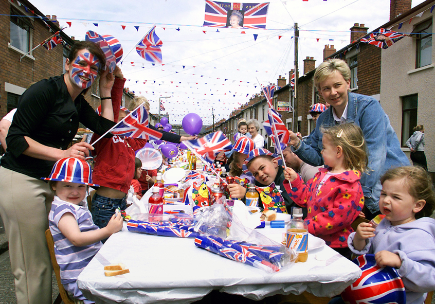 Royal Street Party – 29th at 2pm