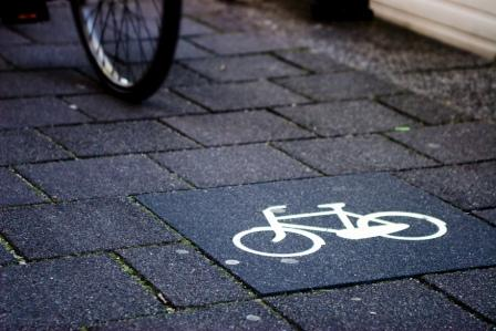 Cycle Path Extension to start
